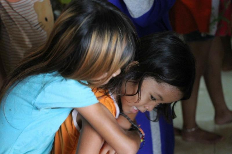 Kids at Sensok photo creds to Esther