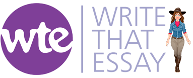 Write that Essay