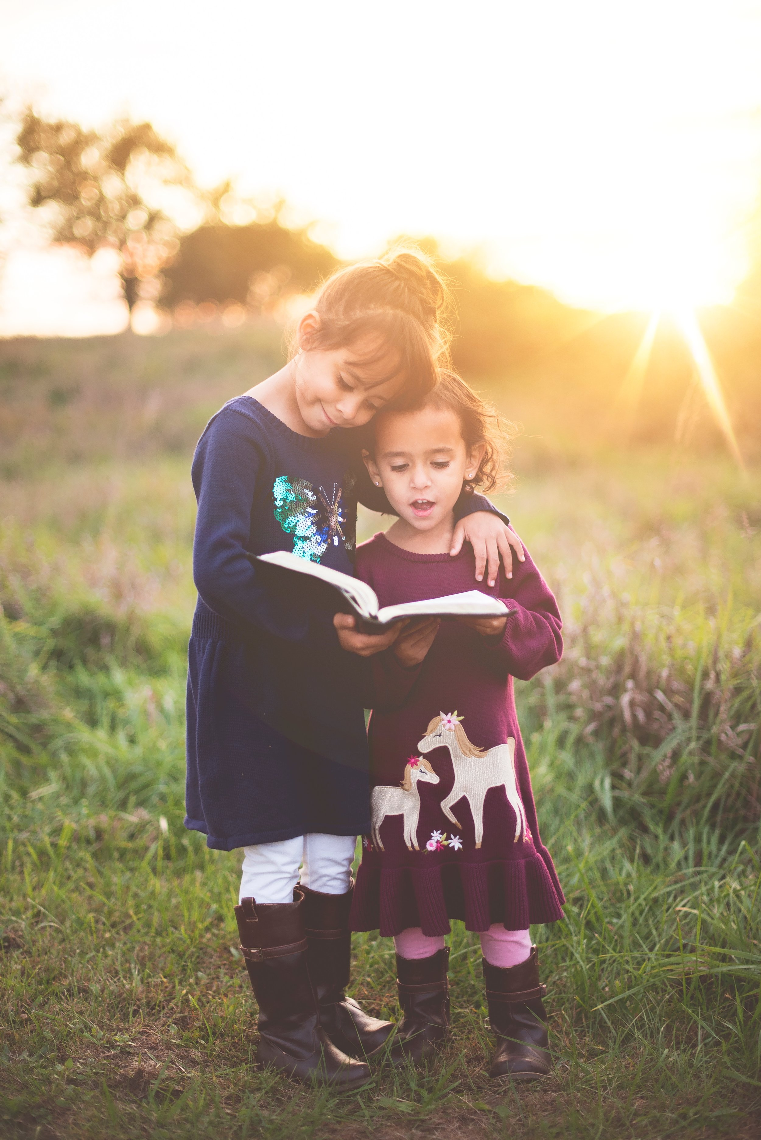 Recapture the joy of learning as a kid. -Photo by  Ben White on  Unsplash