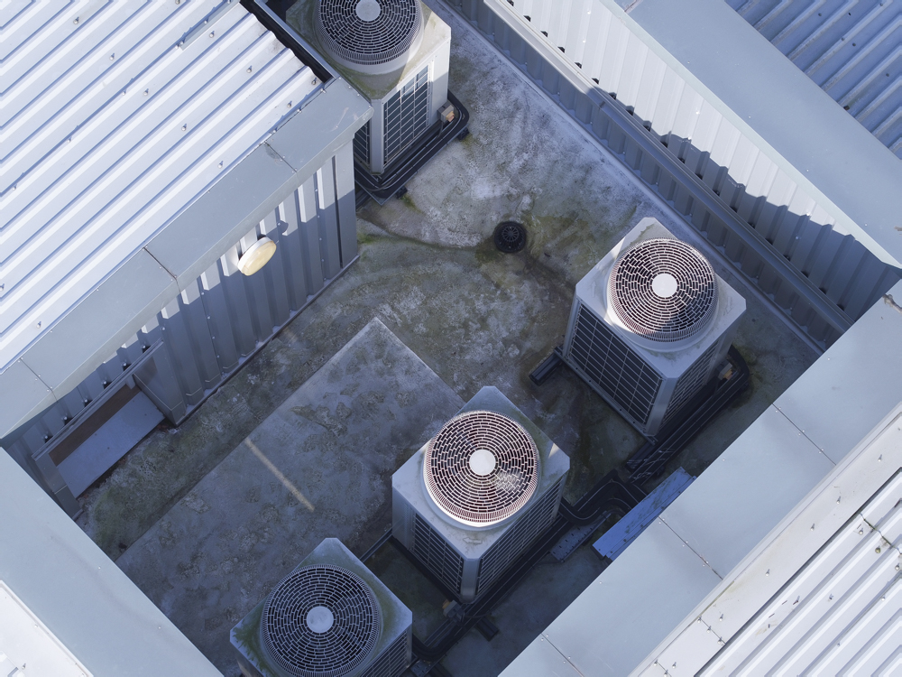 Building Inspection Services using a drone
