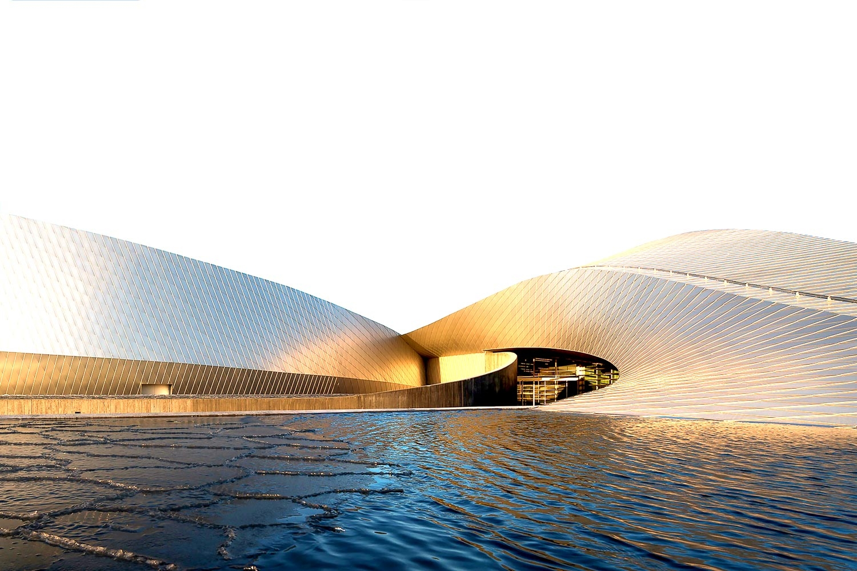 Nationales Aquarium Dänemark. 3xn, 2013. Foto: Adam Mark