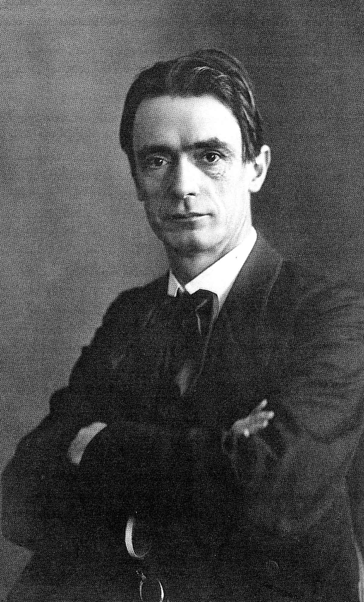 Rudolf Steiner, 1861–1925
