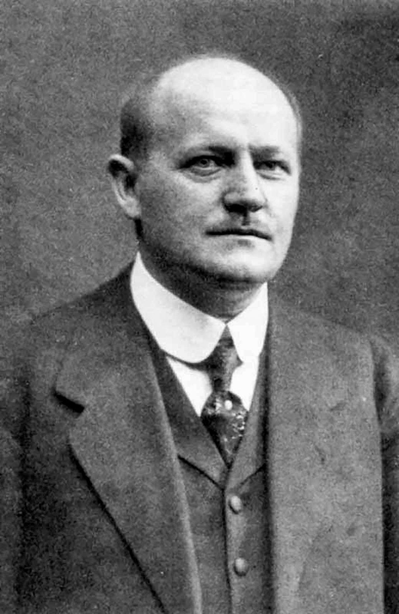 Emil Molt, 1876-1937