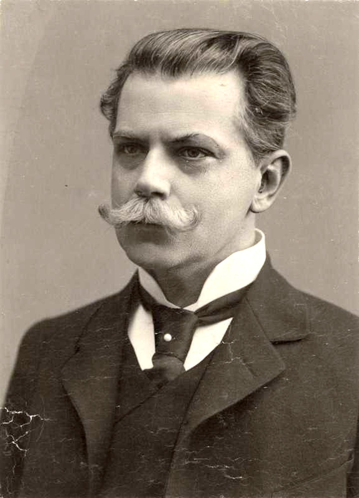 Sigurd Ibsen, 1859–1930