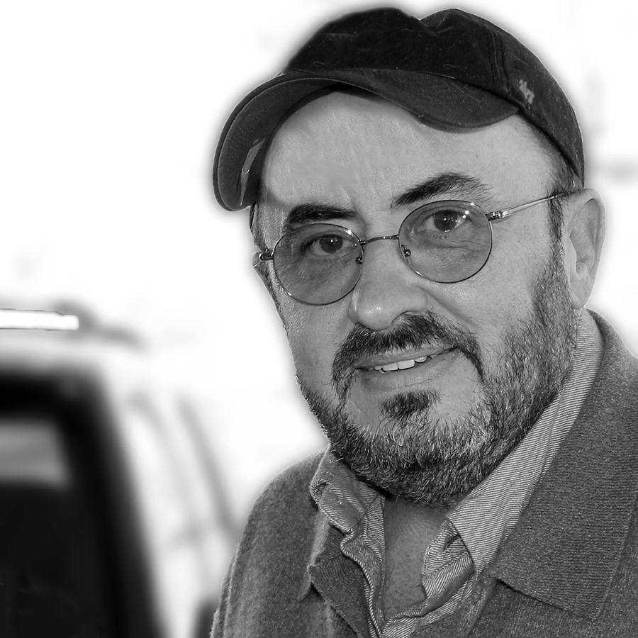 Screenwriter Dale McCarver