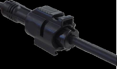 Small Waterproof Connector (USB/LVDS) TAT series
