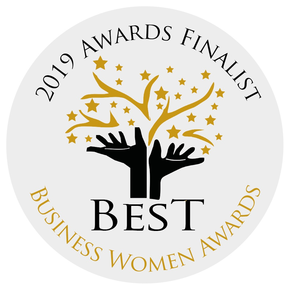 2019 Award Finalist for Best Coach - It's a great honour to have been shortlisted for this year's Best Coach award. The winner will be announced on 11th October 2019 at The Tower Hotel in London.Debbie Gilbert, organiser of The Best Business Women Awards said 'This is the 5th year of these prestigious awards. We were delighted with the number of entries this year, which came in from all over the UK. This is a tough competition judged by business experts. To be a finalist is a major achievement. Finalists have been selected for their business acumen, determination, creativity and tenacity. Well over 80% of start-ups fail in the first 3 years and all our finalists are all shining examples of being successful entrepreneurs who have proved their success to our judges.'
