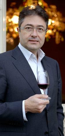 Clarence Grosdidier, owner (Photo credit :Chateau De Saint-Pey)