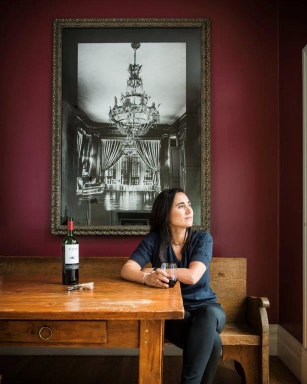 Laura Catena, 4th generation of Catena Zapata, a doctor and a vintner by profession  (Photo credit- Catena Zapata)