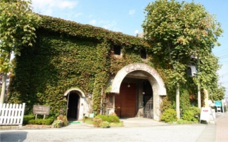Grace Winery entrance