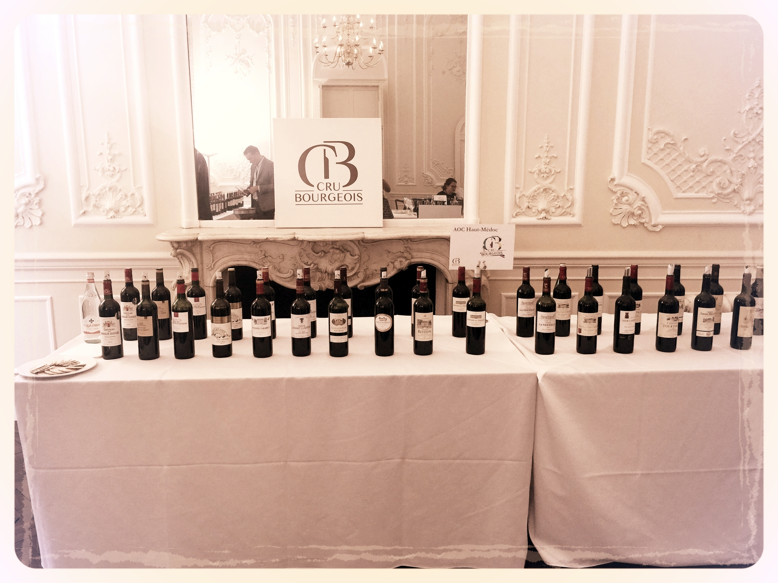 2015 Official Selecttion Crus Bourgeois du Medoc release in London in September 2017 (Photo credit: Sumi_Sumilier)