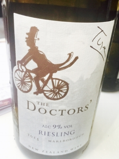 Have you tried The Doctors' Riesling at 9% abv? (Photo credits: Sumi_Sumilier)