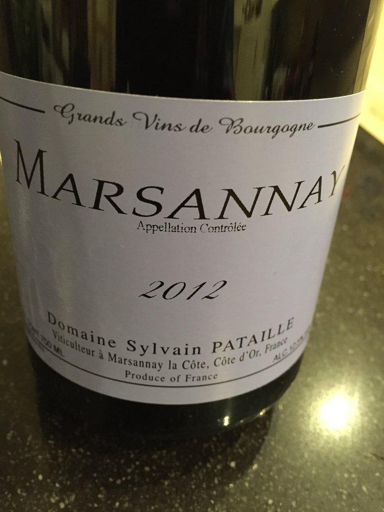 Marsannay 2012, Sylvain Pataille (Photo credit: Sumi_Sumilier)