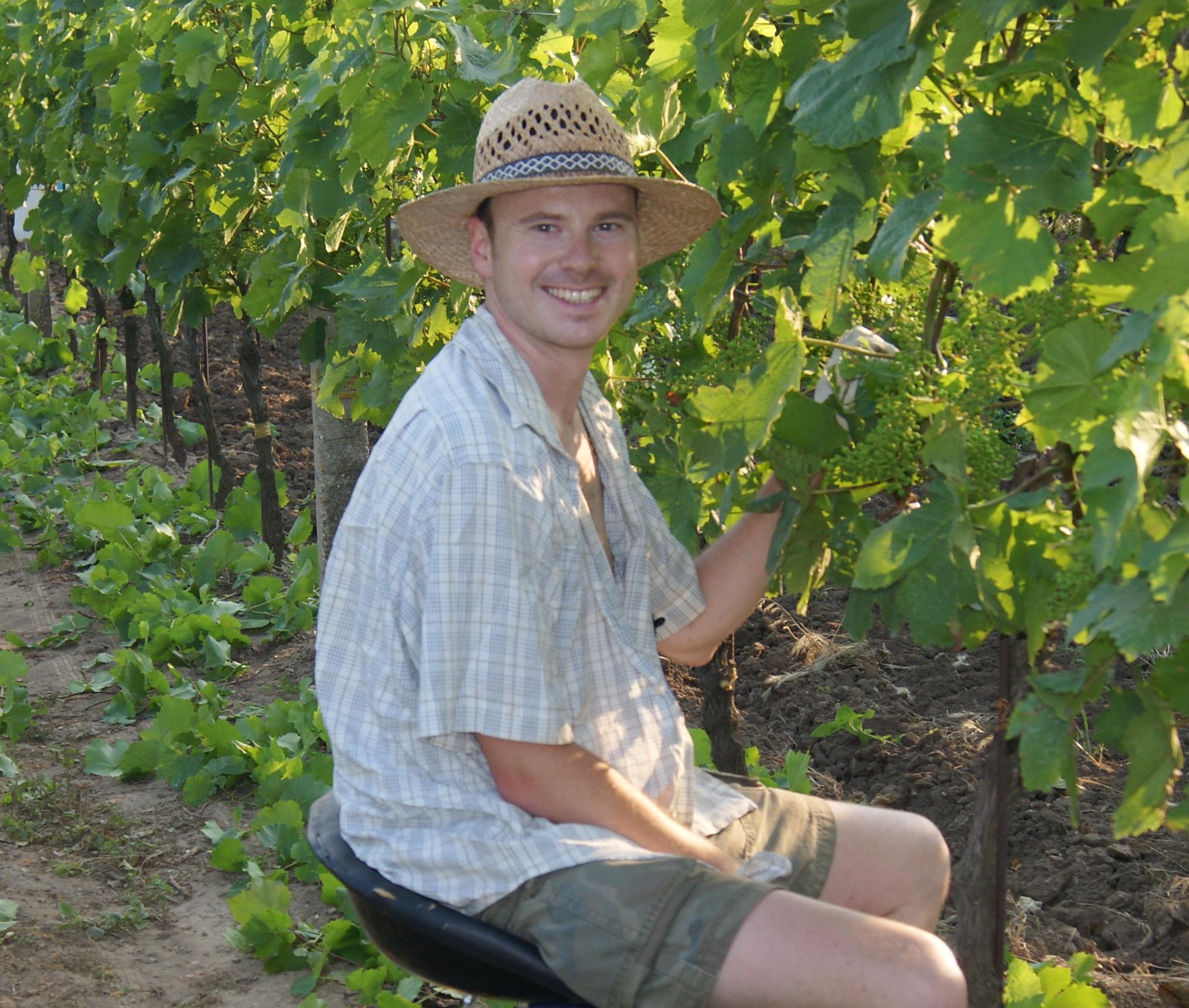Franz Schneider (Photo credit: Artisan Wines)
