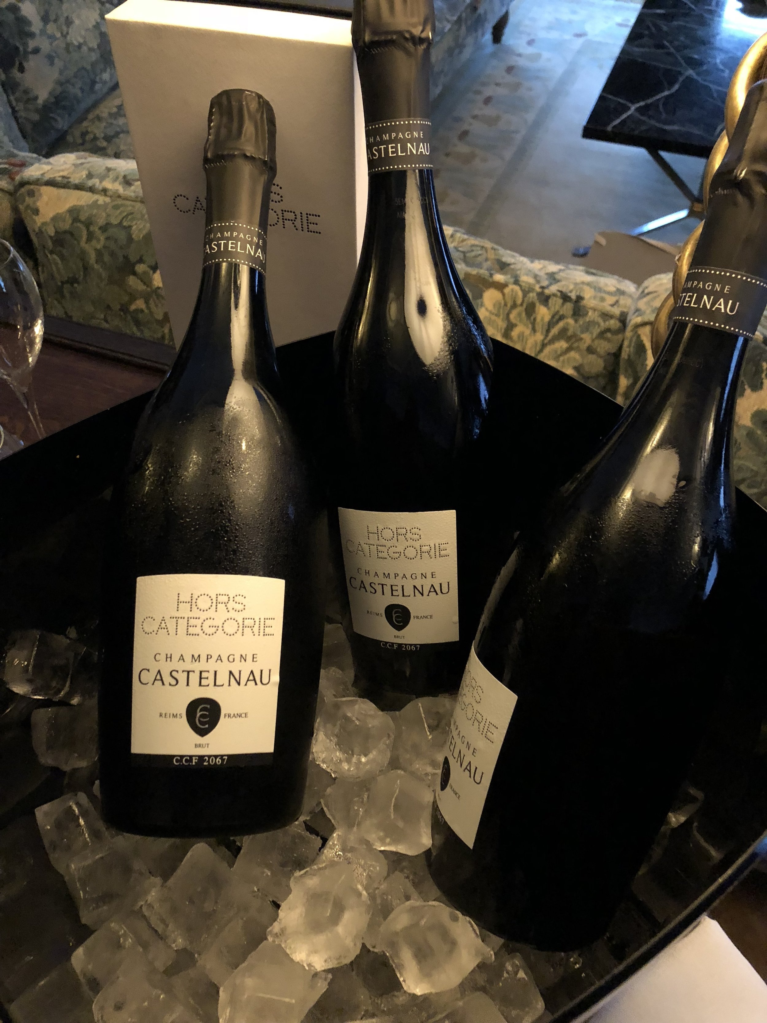 The second year of HORS CATÉGORIE Prestige Cuvée (Credits: Sumi Sarma)