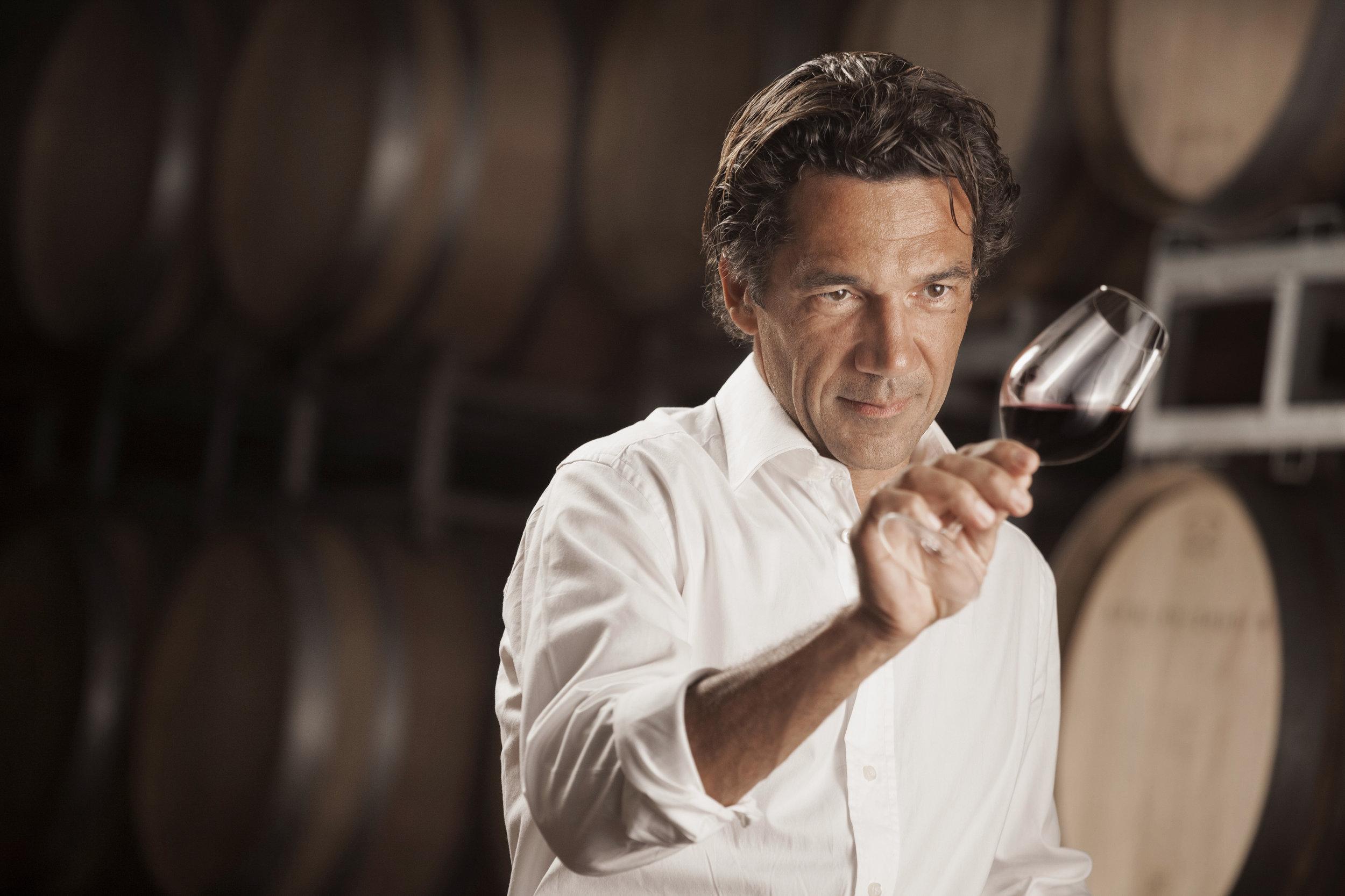 Jean-Claude Mas winemaker and owner of Paul Mas wines (Image: Domaine Paul Mas)