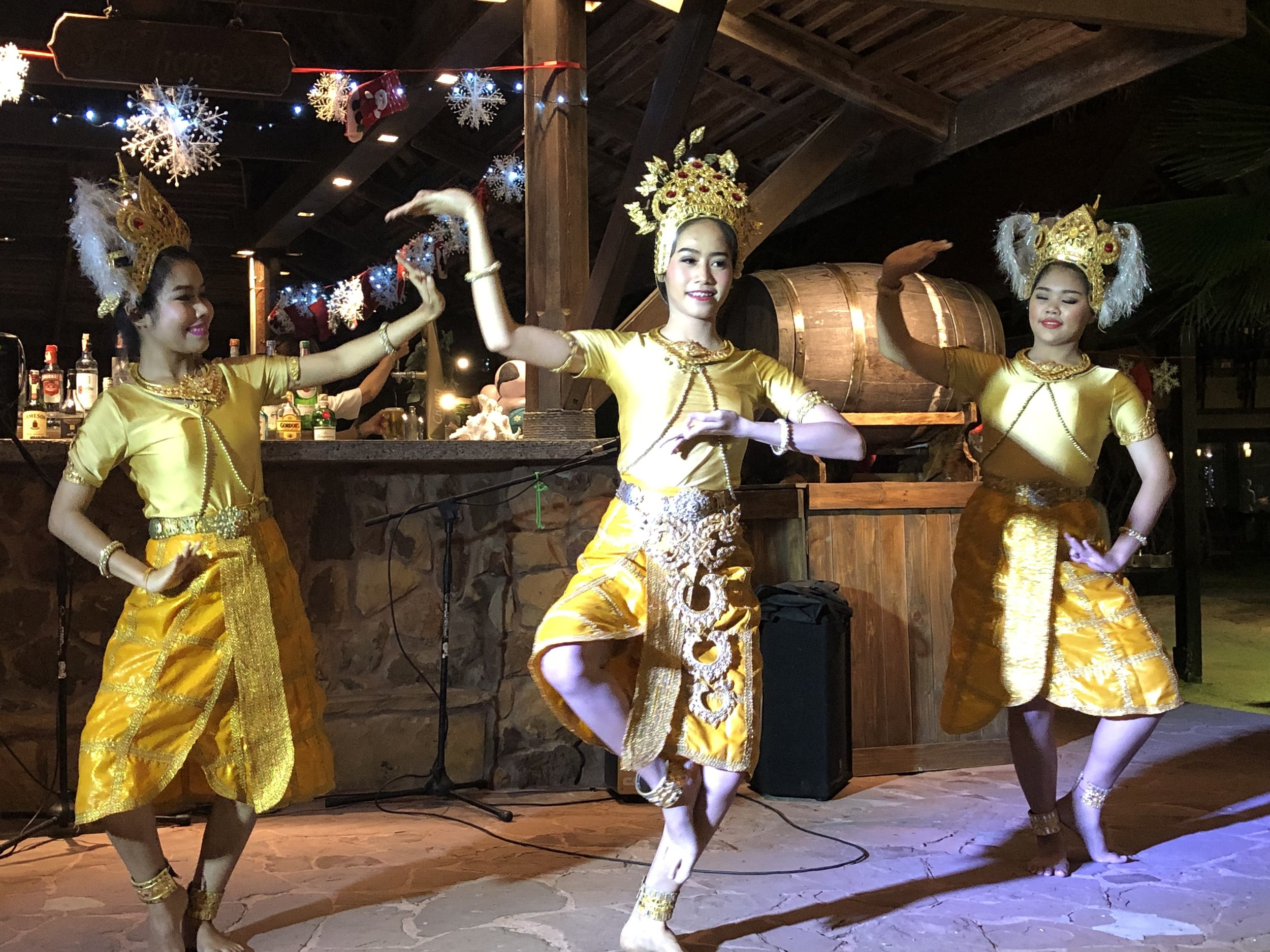 Ramayana depicted through classical Thai dance (Image: Sumita Sarma)