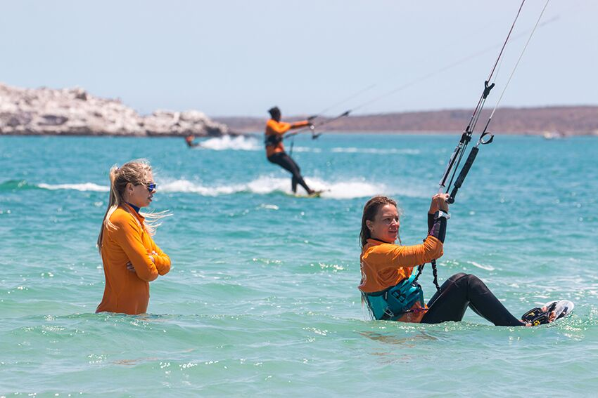 SUP YOGA KITE WEEK LANGEBAAN
