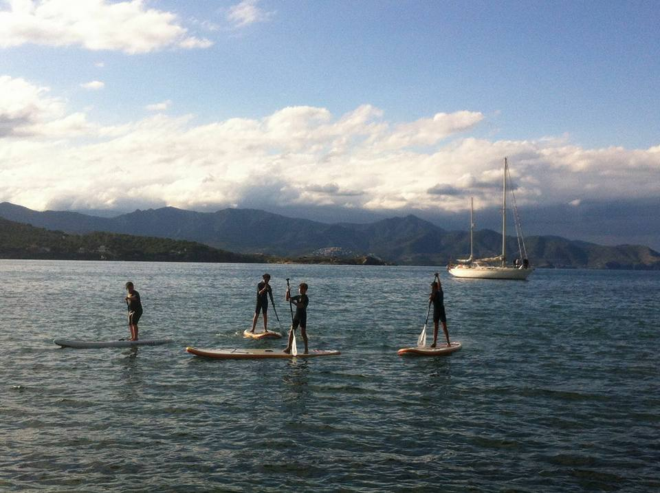 sup yoga weekend spanje