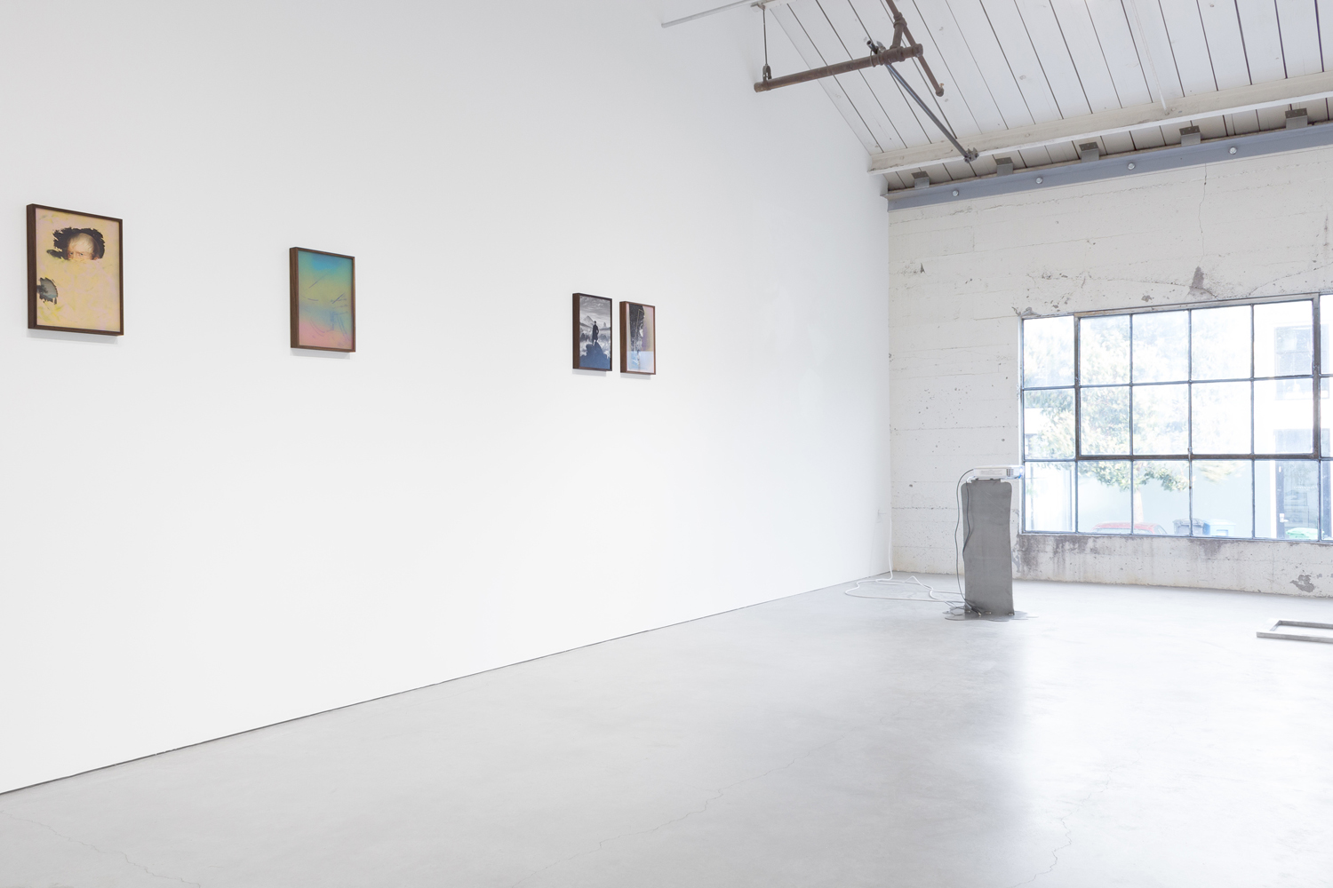 Solo Exhibition at Bass & Reiner Gallery SF
