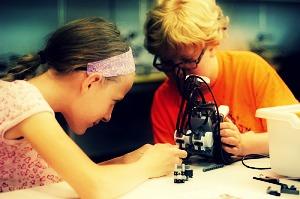 Exploring Mechatronics with LEGO Mindstorms