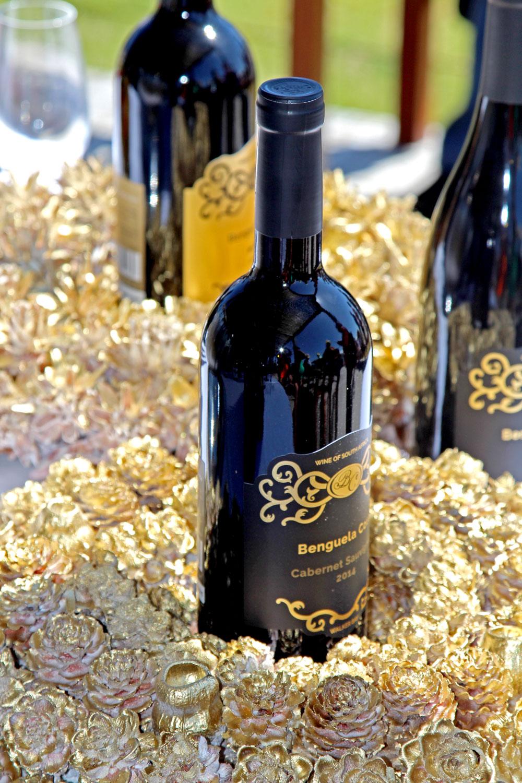 Benguela Cove wines.