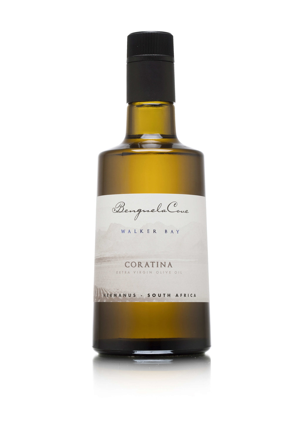 Coratina - Character: Balanced, peppery after-taste, astringent yet pleasant herbaceous edge.