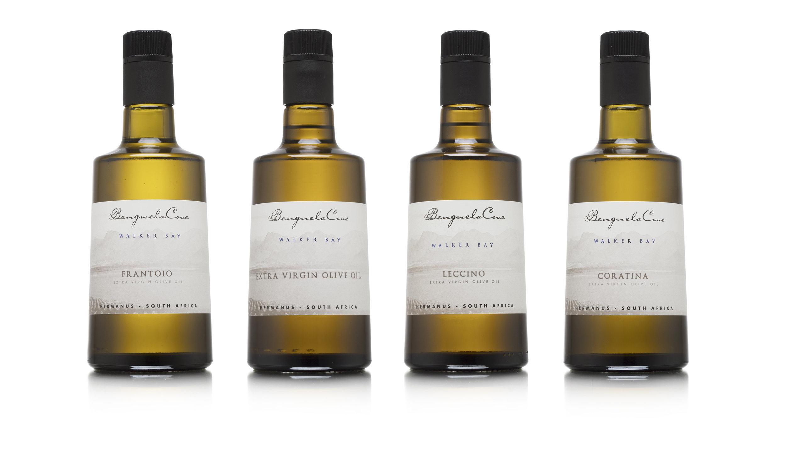 Olive oil tasting  -