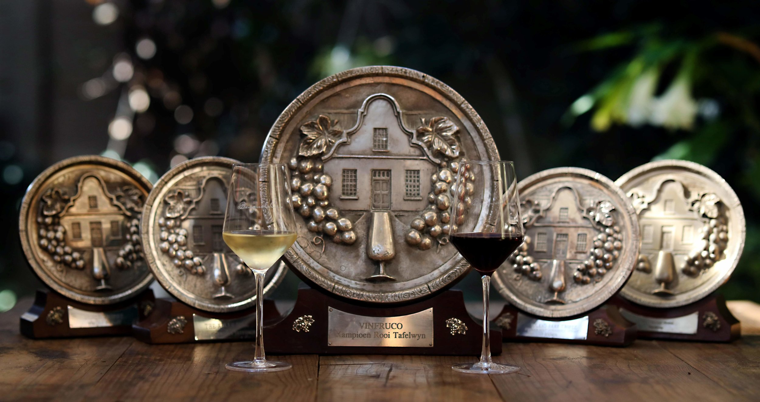 Regional Champion trophies were awarded for Chardonnay, Cabernet Sauvignon, Red Blend, Merlot and the overall red also went to their Cabernet Sauvignon.