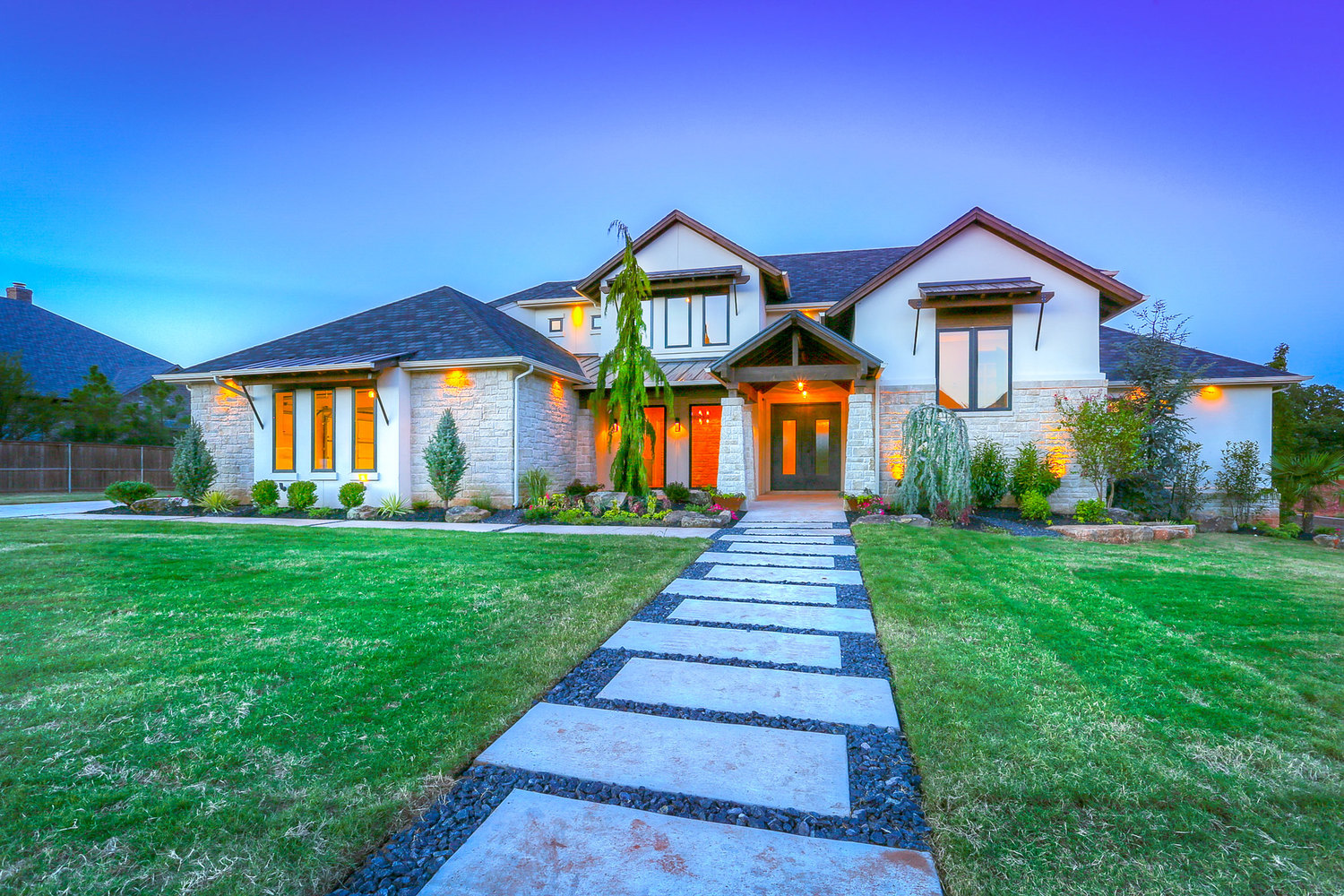 Modern Texas Hill Country -