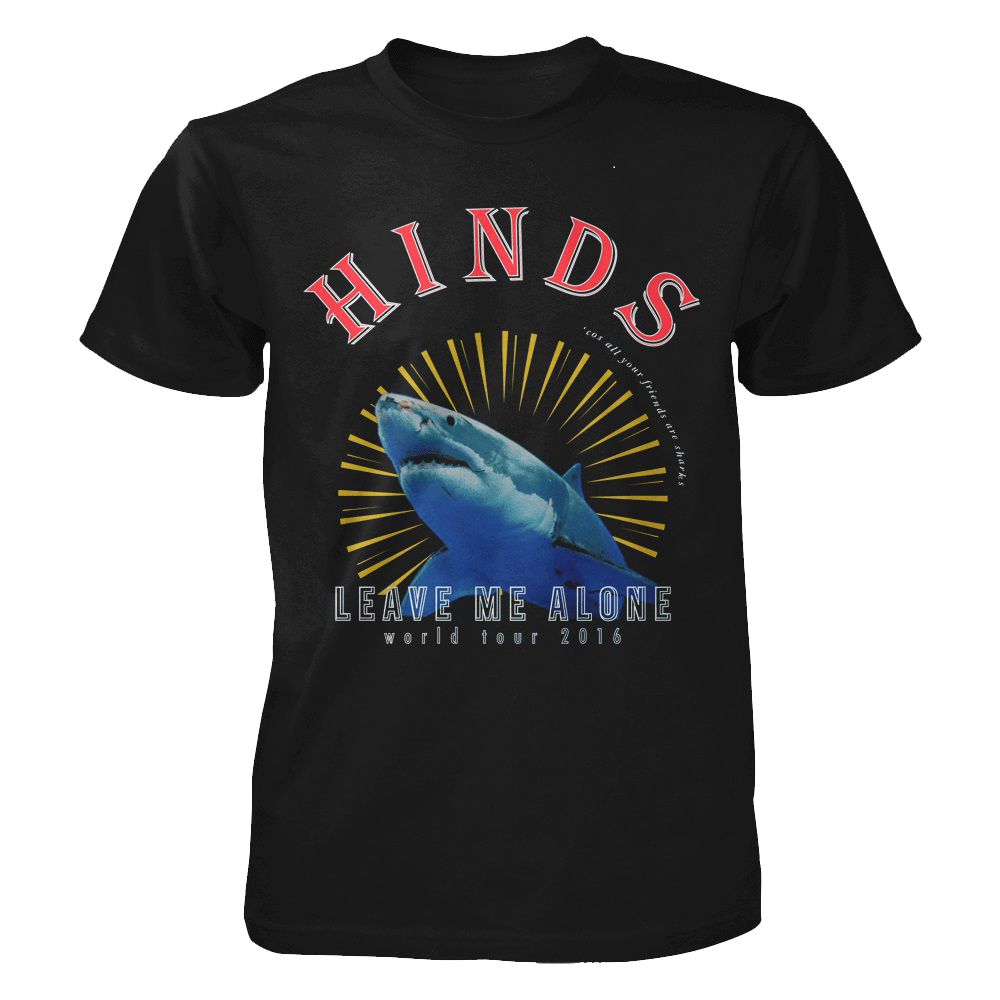Copy of SHARK LEAVE ME ALONE TEE