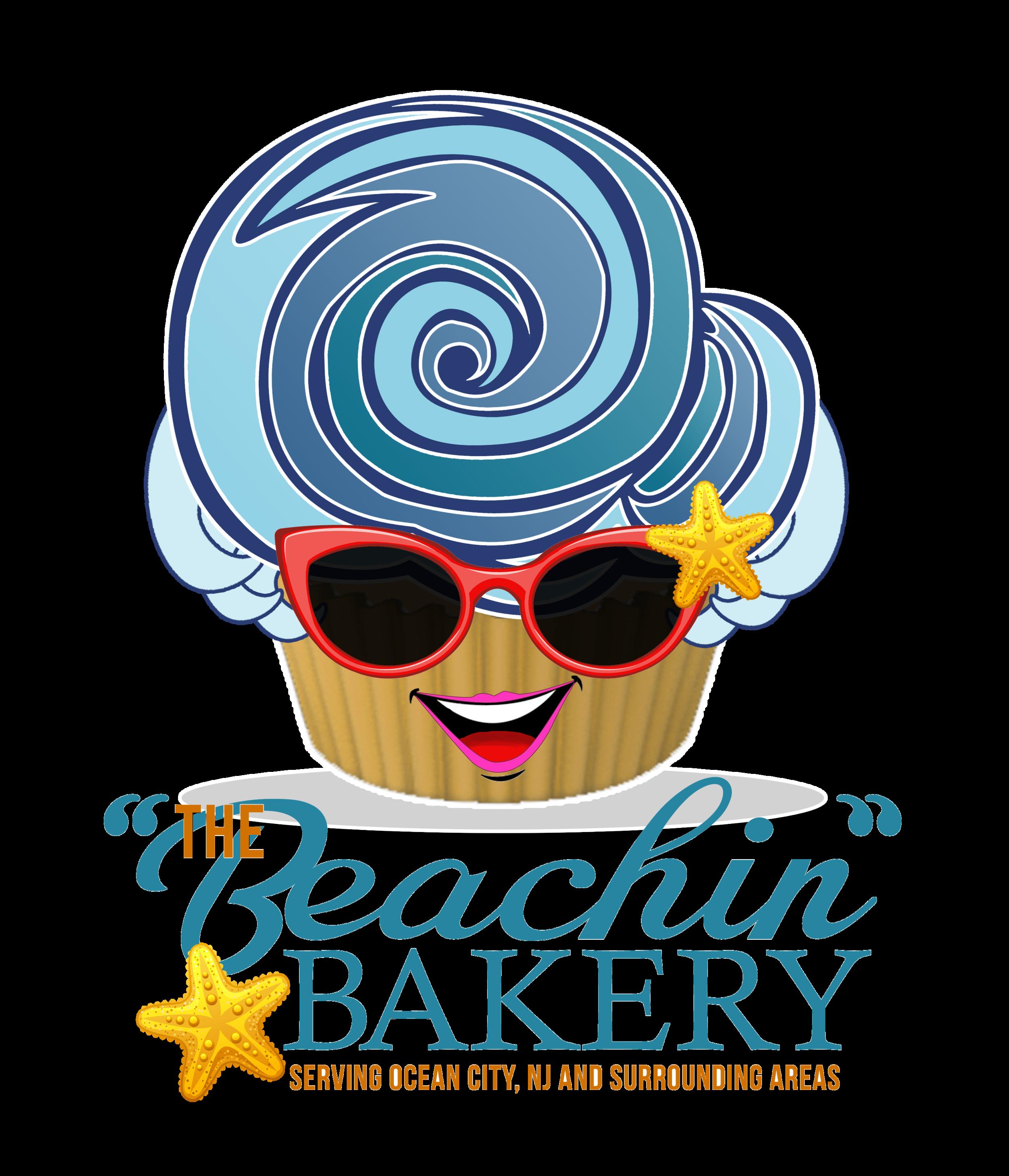 The Beachin' Bakery - Final Logo