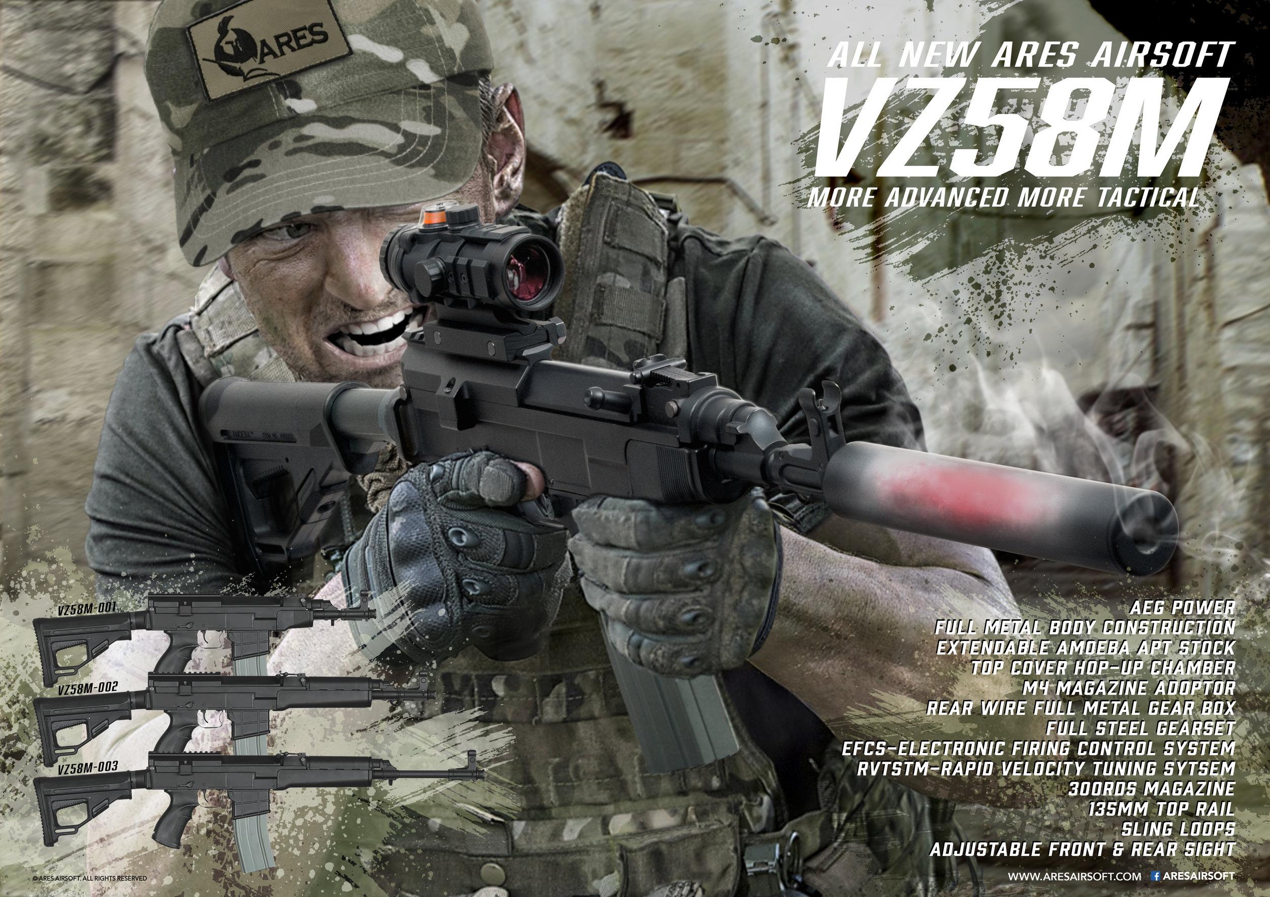VZ58M POSTER