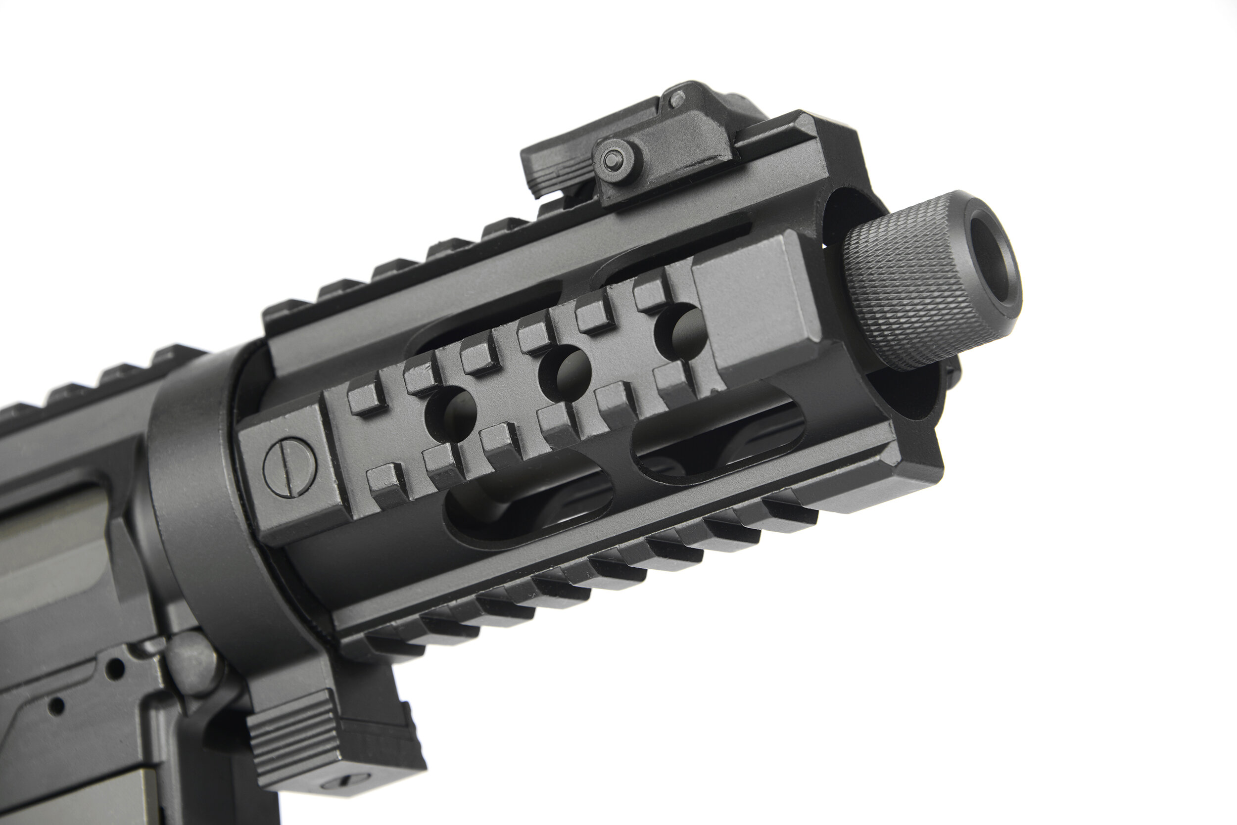 Various Styles of Handguard Available