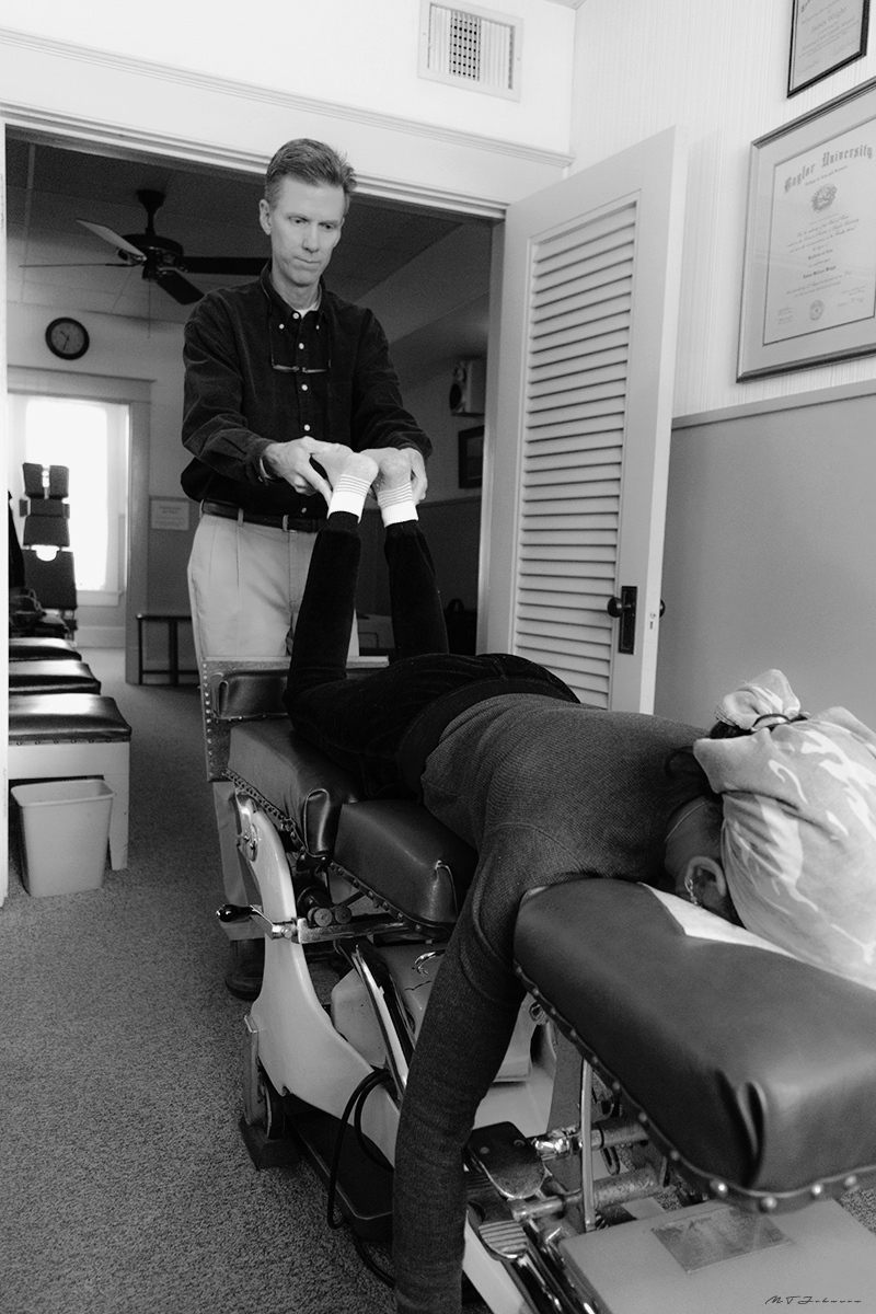 For Your Body and Spine -