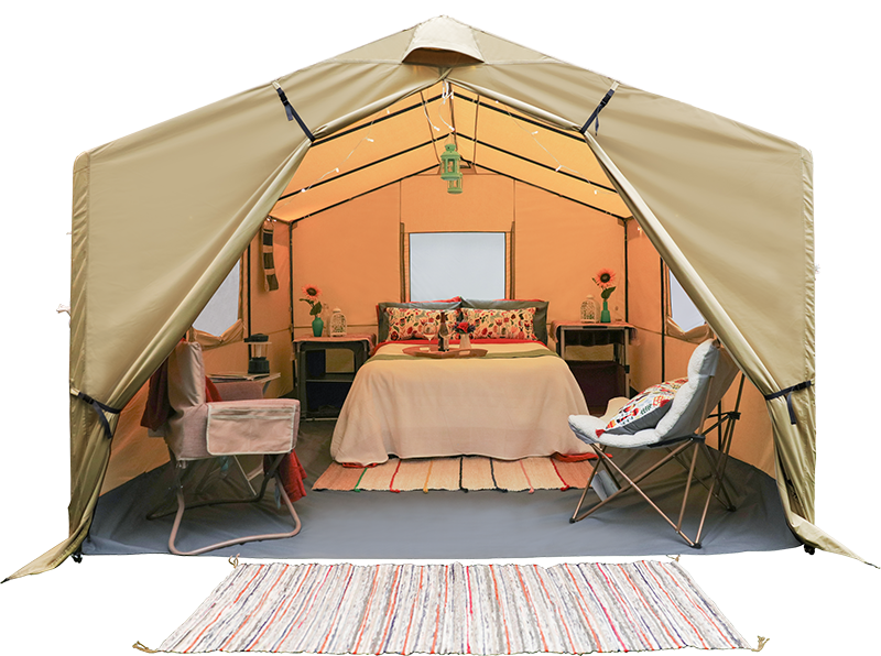 Glamping - Available