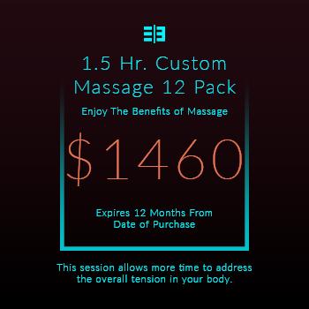 Website Pricing Option - Image - 1.5 Hr Massage - 12 Pack $1460.00 - 350px by 350px.jpg