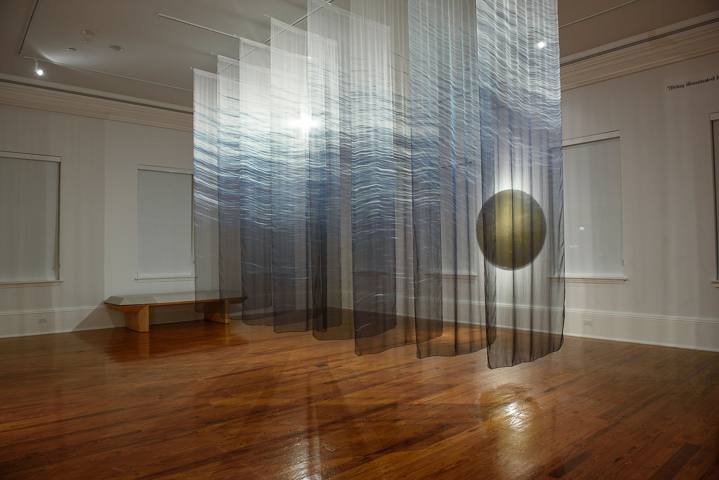 CORNELL ART MUSEUM , NEW YORK WAVES BECOMING LIGHT, 2019  EXHIBITION INFO