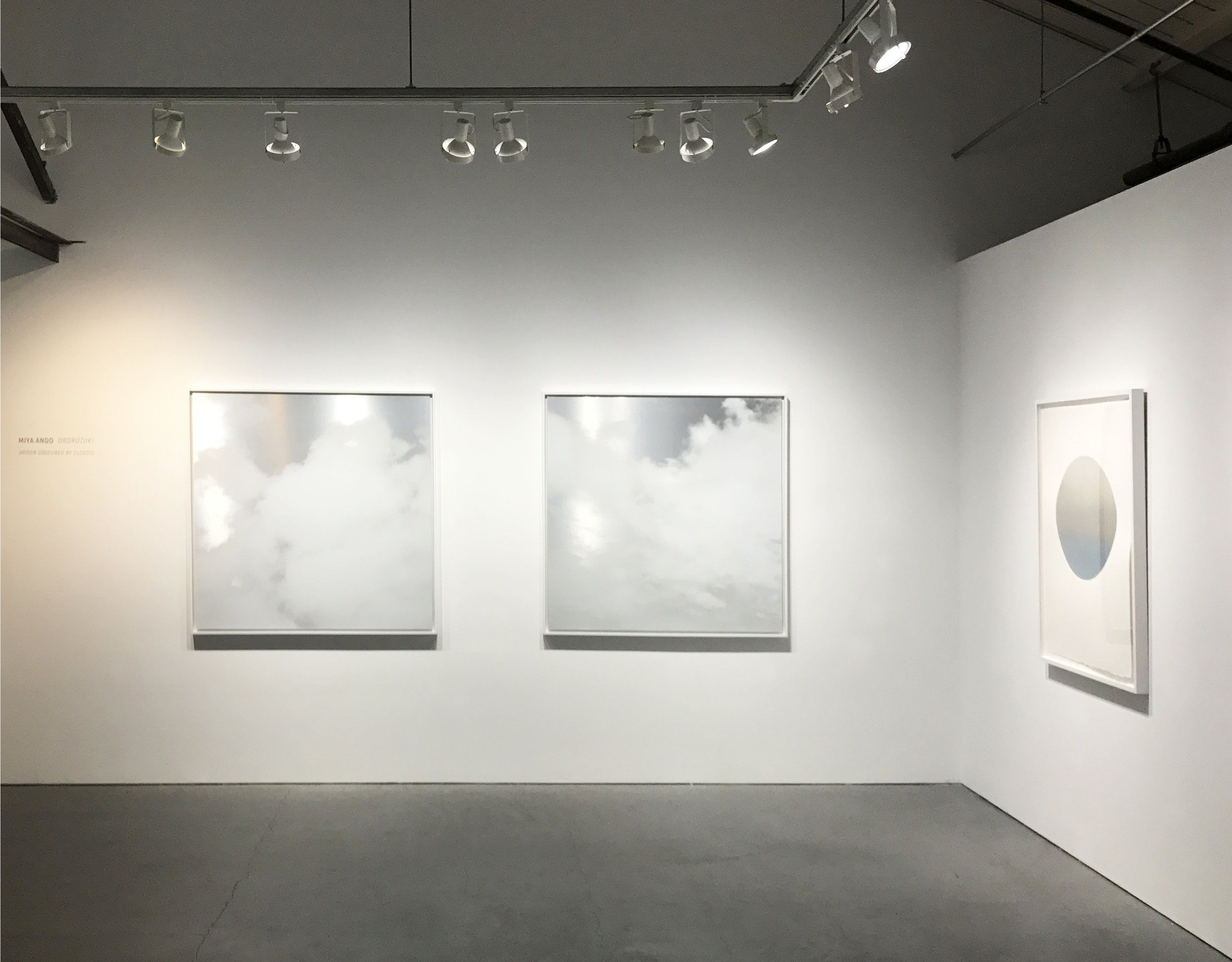 NANCY TOOMEY FINE ART GALLERY , SAN FRANCISCO OBOROZUKI (THE MOON OBSCURED BY THE CLOUDS) 2018  EXHIBITION  INFO