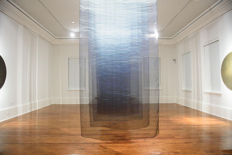 """WAVES BECOMING LIGHT"" CORNELL ART MUSEUM, 2019"
