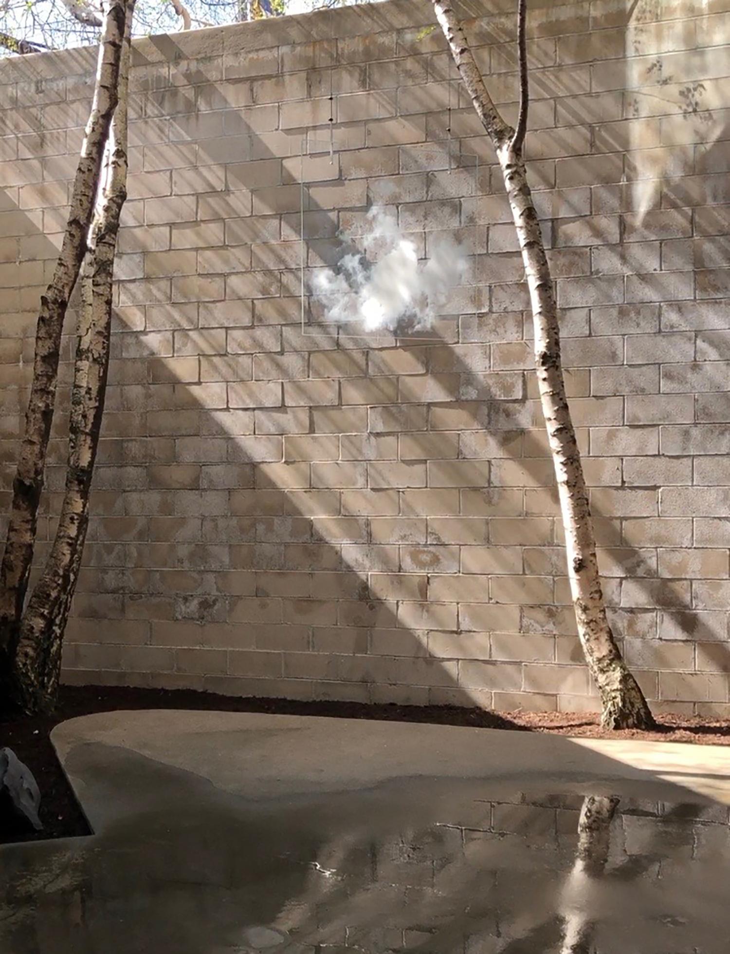 """CLOUDS"" NOGUCHI MUSEUM, NEW YORK 2018"