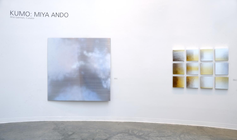 """CLOUD FIELD"" THE KATZEN ARTS CENTER, THE AMERICAN UNIVERSITY MUSEUM, WASHINGTON DC, 2018"