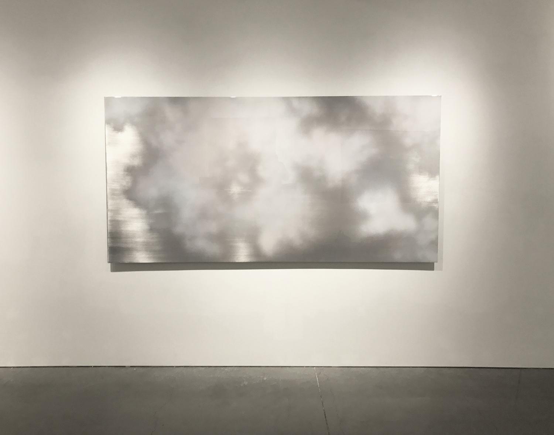 """OBOROZUKI (MOON OBSCURED BY CLOUDS)"" NANCY TOOMEY FINE ART GALLERY, SAN FRANCISCO 2018"