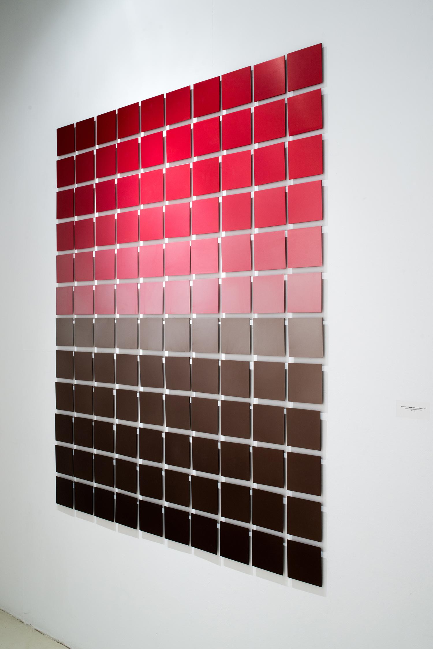 """""""KISETSU (SEASONS)"""" SUNDARAM TAGORE GALLERY, NY, NY 2014"""