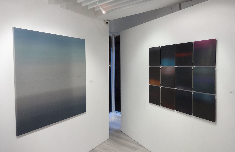 """LIGHT METAL,"" SUNDARAM TAGORE GALLERY, HONG KONG 2014"