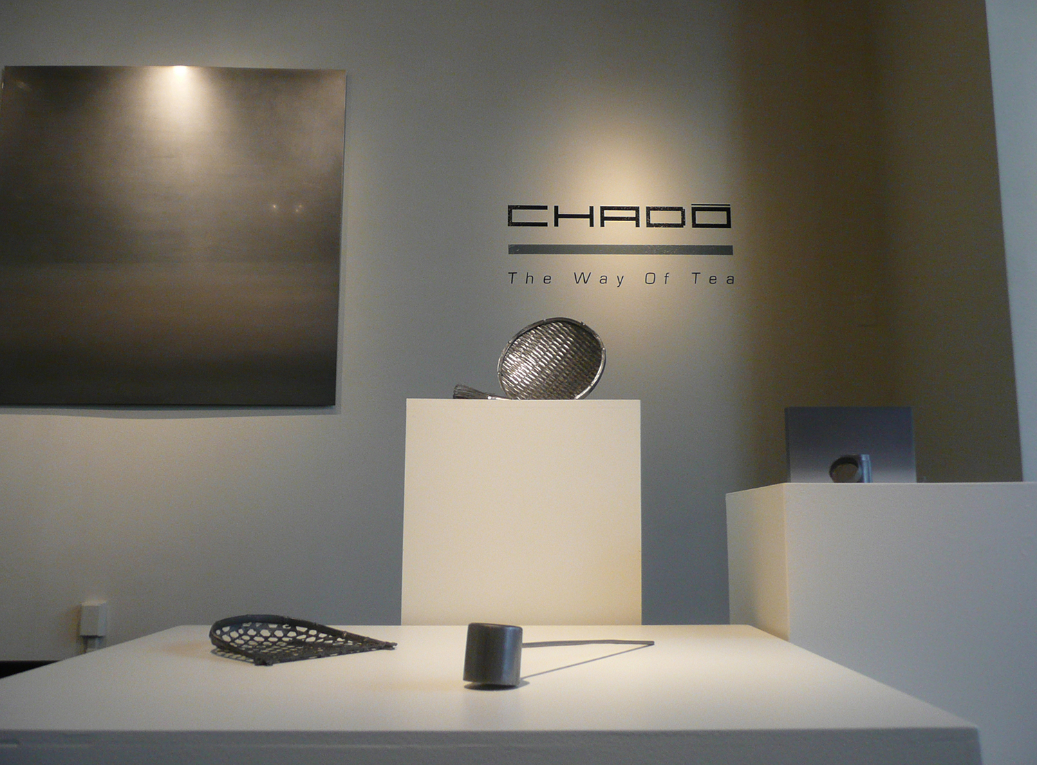 """CHADO: THE WAY OF TEA,"" ARTXCHANGE GALLERY, SEATTLE, WA 2011"