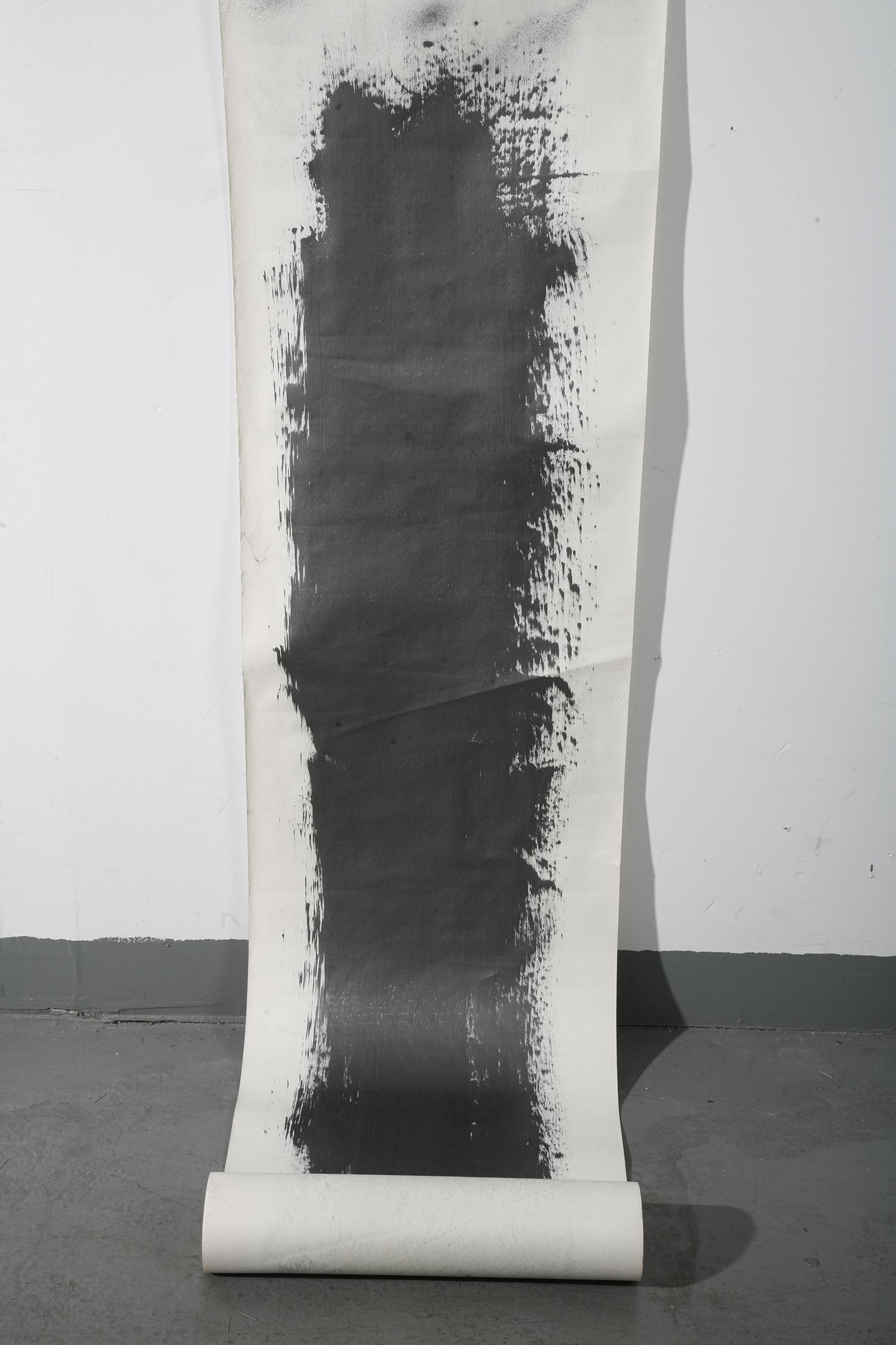 """SWEETCAKE ENSO,"" TRAVELLING ZENDO EXHIBITION, EMPTY HAND ZENDO, NEW ROCHELLE, NY VILLAGE ZENDO 2010"