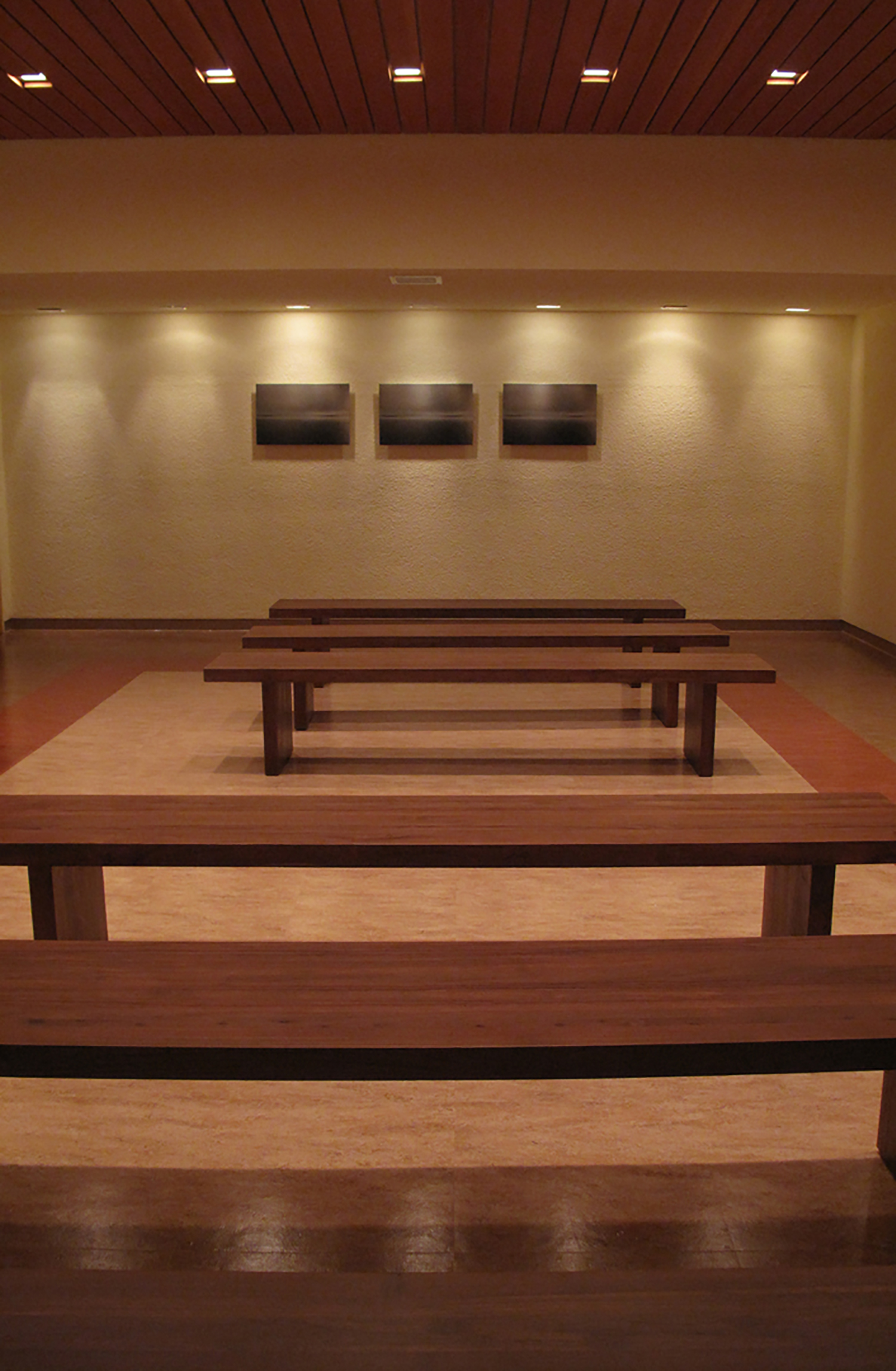 """QUIETNESS,"" NON-DENOMINATIONAL CHAPTER, SAN FRANCISCO GENERAL HOSPITAL, SAN FRANCISCO, CA 2010"
