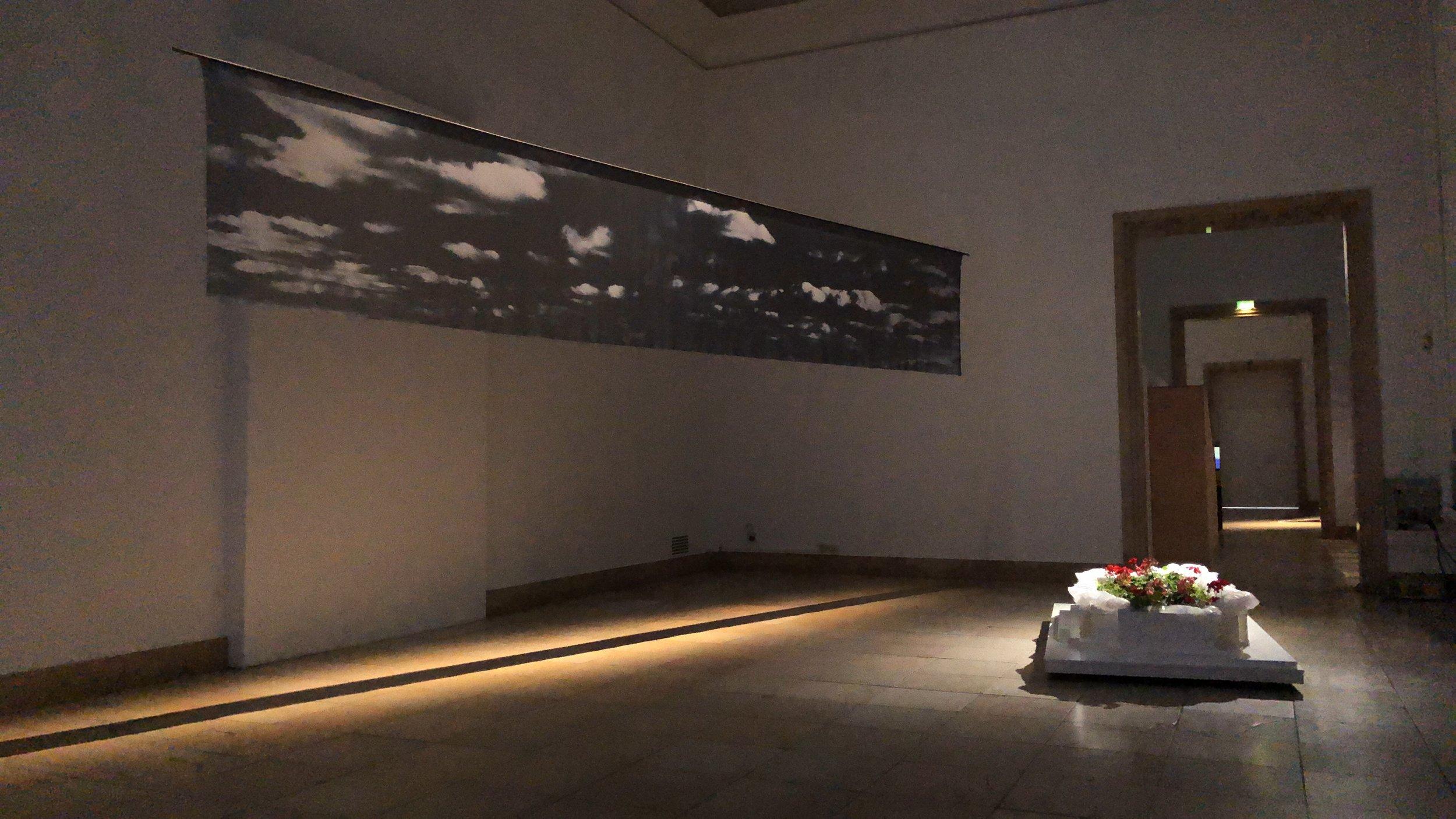 HAUS DER KUNST, MUNICH  THE BIG SLEEP, 4TH ARTISTS' BIENNIAL AT THE HAUS DER KUNST, MUNICH, 2019  EXHIBITION  INFO