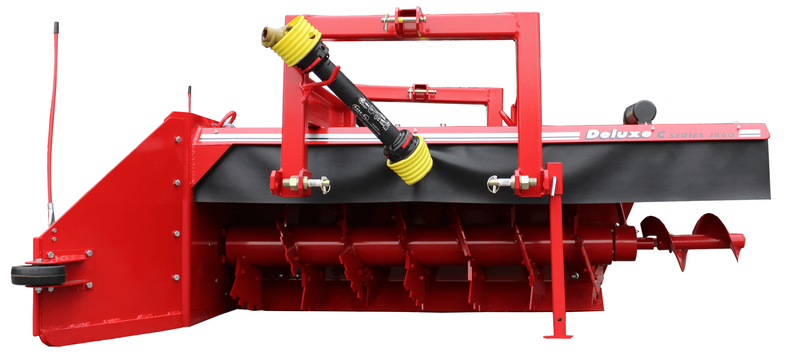 Deluxe JR60 - 3-Point Windrower